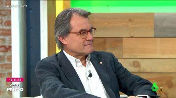 """Artur Mas hace autocrítica de su etapa como president: """"Fijé unos plazos bastante acelerados para llegar a la independencia"""""""