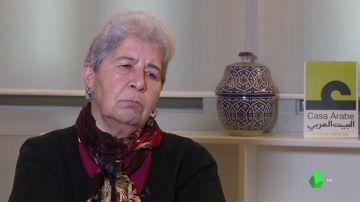 La lucha de la activista Fadwa Mahmud por encontrar a su marido y su hijo que podrían estar 'olvidados' en cárceles sirias