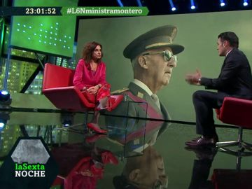 """María Jesús Montero: """"La exhumación de Franco no es electoralismo, era importante culminar el proceso antes de las elecciones"""""""