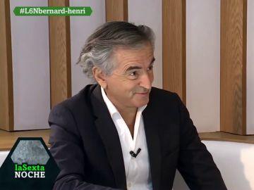 """Bernard-Henri Lévy, filósofo: """"Las democracias son ingobernables, los únicos países gobernables son totalitarios"""""""