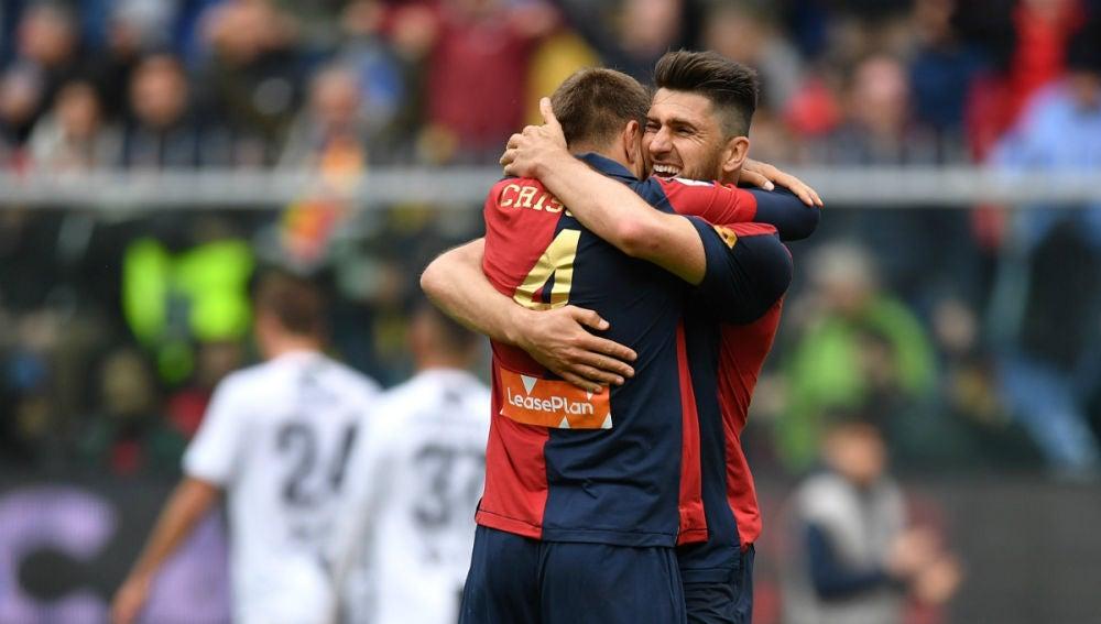 Criscito, con Zukanovic