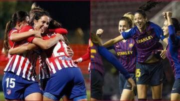 Atlético vs FC Barcelona