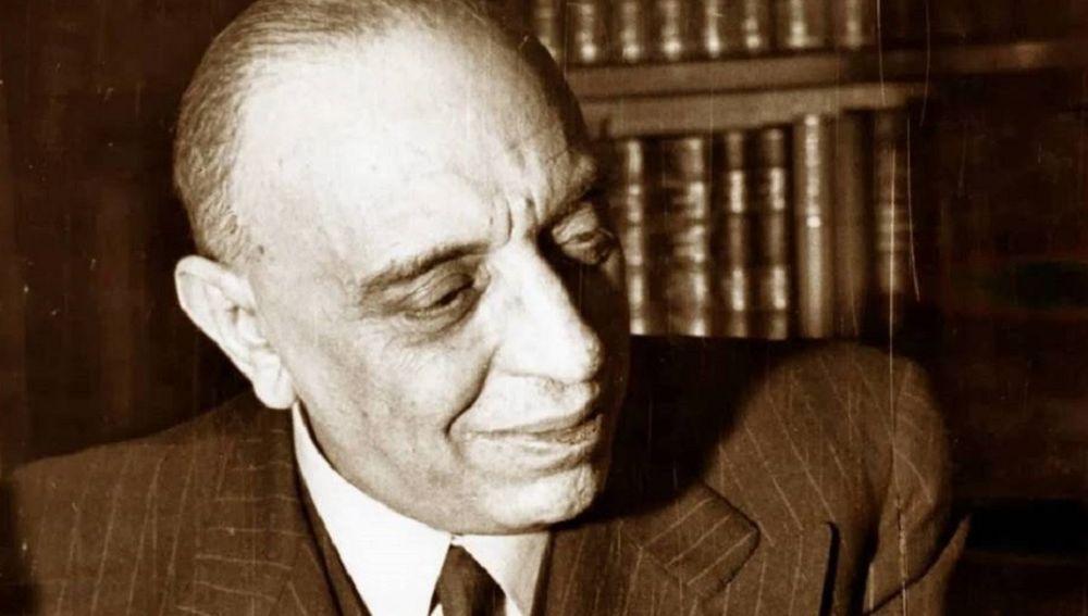 Imagen de archivo del psiquiatra franquista Antonio Vallejo-Nájera