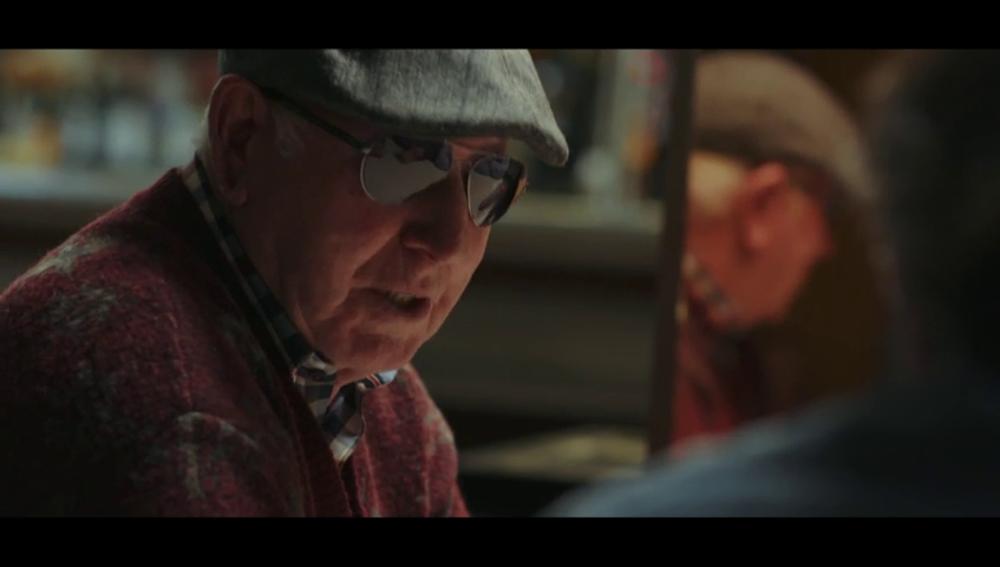 Jordi Évole se encuentra en un bar de carretera con la historia del abuelo de un canterano del Real Madrid