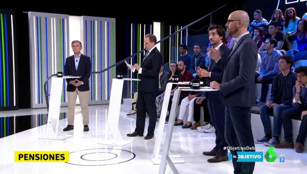 ¿Vincularlas al IPC o no?: las propuestas de PSOE, PP, Podemos y Cs en materia de pensiones