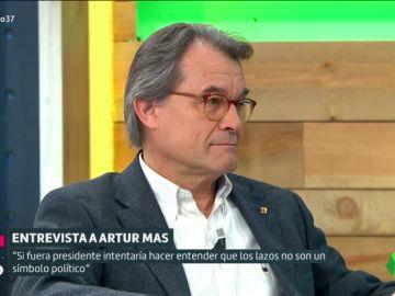 """Artur Mas corrobora la declaración de Trapero en el juicio del procés: """"La Policía advierte de los riesgos"""""""