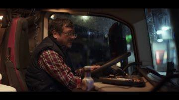 """La parte más dura de ser camionero: """"Estás muy poco con la familia, en mi casa puedo estar al mes seis días"""""""