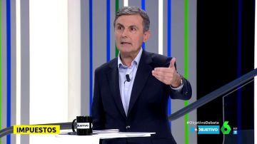 Pedro Saura en El Objetivo