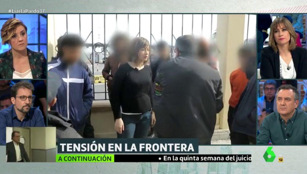 """La tensión entre los niños migrantes en Ceuta y los vecinos: """"Ellos nunca se van a integrar aquí"""""""
