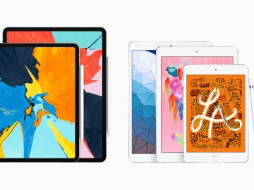 Nuevos iPad Air y iPad Mini