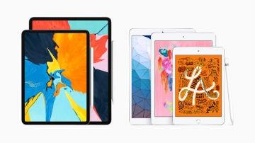 Nuevos iPad Air y iPad Mini