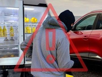 El truco del congelador para evitar robos