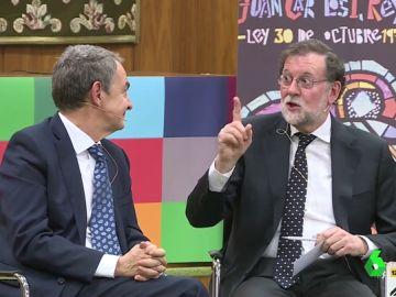 """Intercambio de zascas y secretos: así es el dúo cómico """"Joselu y Mariano"""", los expresidentes del Gobierno"""