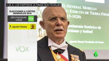 """El PSOE tacha a Vox de """"franquista"""" tras fichar a dos militares que apoyaron el manifiesto de exaltación de Franco"""