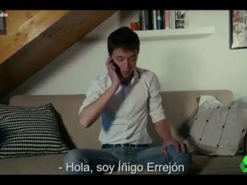 """""""Hola, soy Íñigo Errejón"""": la peculiar campaña telefónica con la que el candidato de Más Madrid sorprende a los madrileños"""