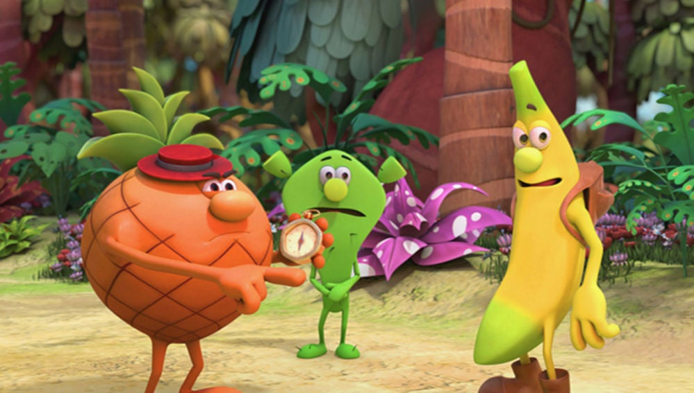 Nueva temporada de 'Los Fruittis'