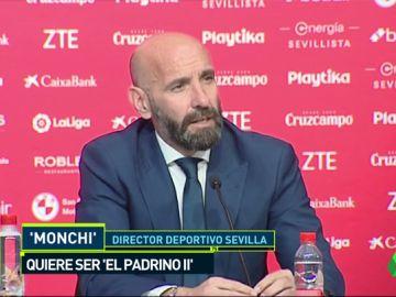 """Monchi: """"Prometer títulos no es mi estilo, pero el Sevilla va a crecer en todos los aspectos"""""""
