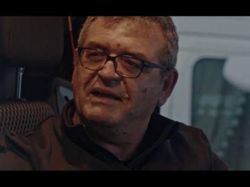 """La emoción de un camionero al hablar de su hija, que sacó la nota más alta en la selectividad de Andalucía: """"Eso es lo que a mí me empuja"""""""