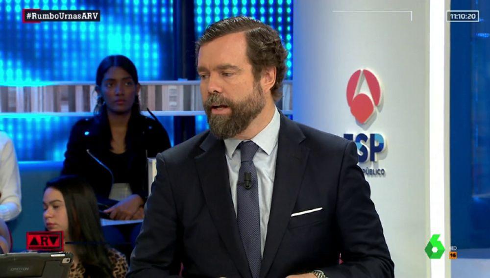 Iván Espinosa (Vox)