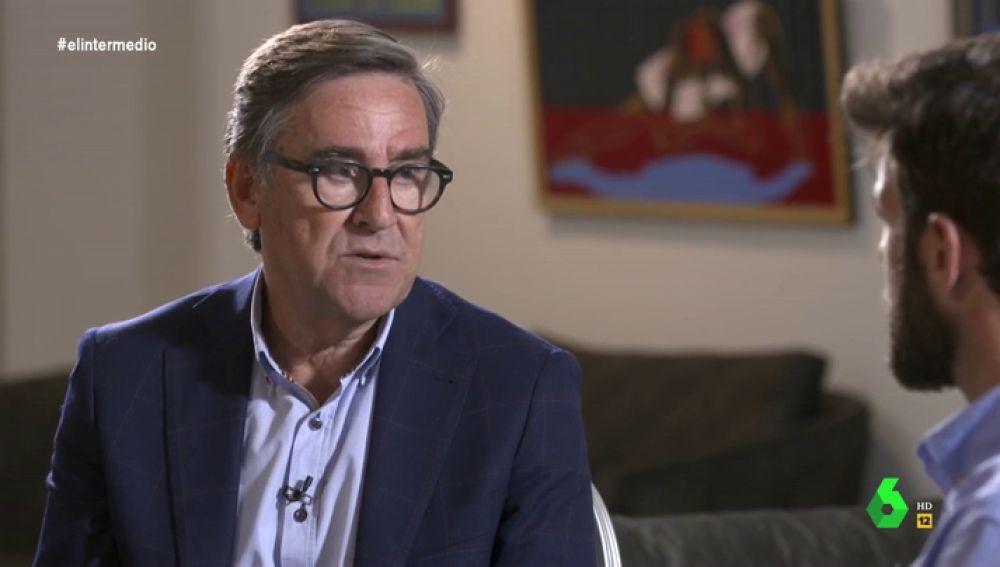 """Juan Torres, economista: """"El Estado es muy duro con los de abajo pero es un manga ancha con los que más tienen"""""""