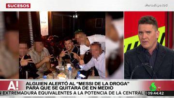 Abdellah El Haj, más conocido como 'el Messi de la droga'
