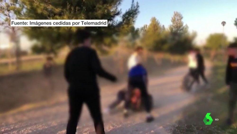 Identificados los menores que participaban en las peleas