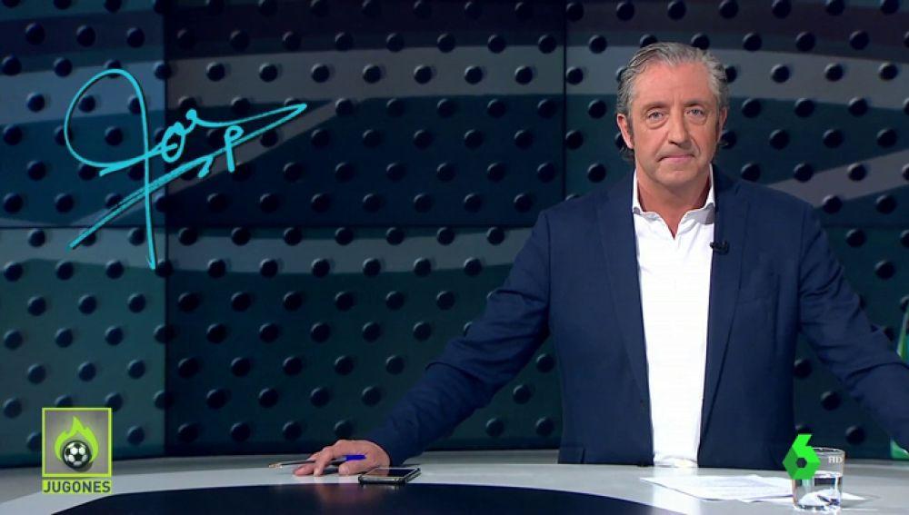 """Josep Pedrerol: """"Canales, eres un ejemplo para todos los deportistas. Triunfar nunca es fácil. Pero si lo peleas, lo consigues"""""""