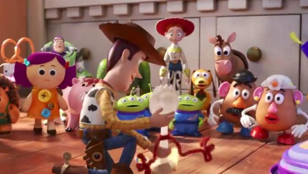 Así Es El Esperado Y Emocionante Tráiler De Toy Story 4 Nuevos Personajes Y El Regreso De Un Amor Platónico