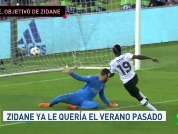 Zidane quiere fichar a Mané, según 'France Football'