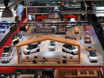 Stand de Citroën en el Salón de Ginebra