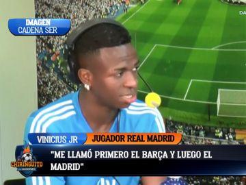 Entrevista a Vinicius
