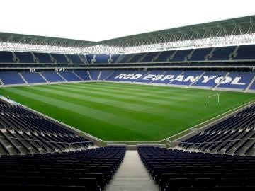 El RCDE Stadium