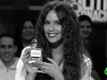 'Eau de fachá', el perfume con el que Cristina Pedroche denuncia de forma irónica el racismo y la homofobia