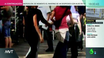 Al menos 200 carteristas actúan en el centro de Madrid: acompañamos a la Policía que les pisa los talones
