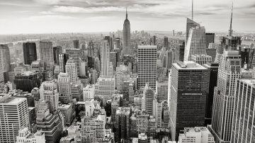 Panorámica de Nueva York