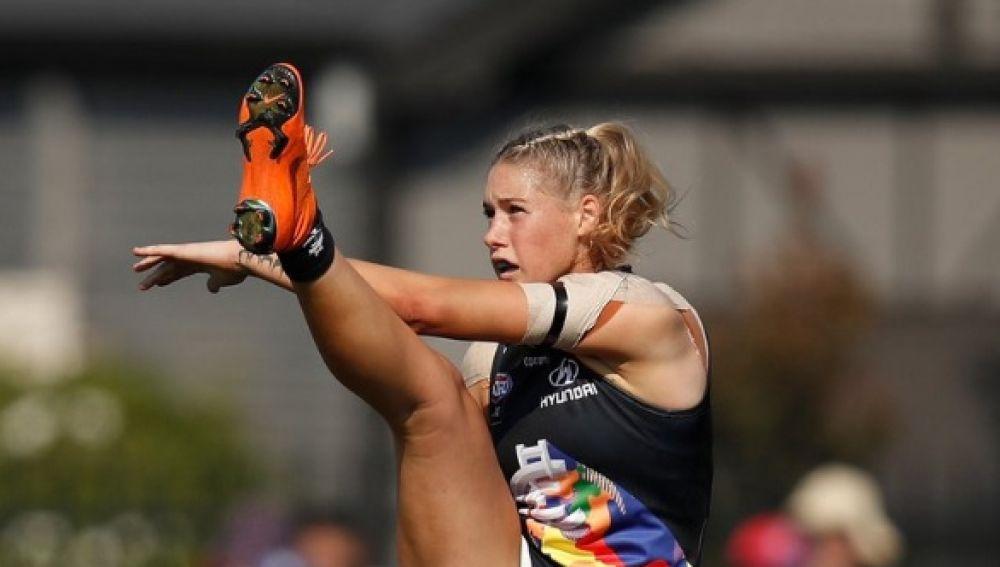 Jugadora australiana denuncia despectivos comentarios en una fotografía: acusa abuso sexual