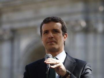 laSexta Noticias 14:00 (28-03-19) Pablo Casado eleva ahora su apuesta: coloca a Albert Rivera como vicepresidente del Gobierno