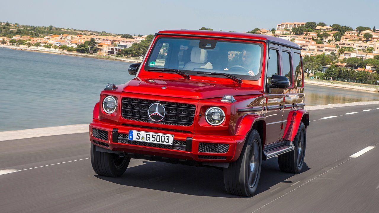 El Mercedes Clase G de acceso es diésel y cuesta 114.500 euros
