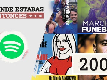 Lista reproducible: Madonna, Gloria Estefan o Chayanne, entre los éxitos de Dónde estabas entonces 2000