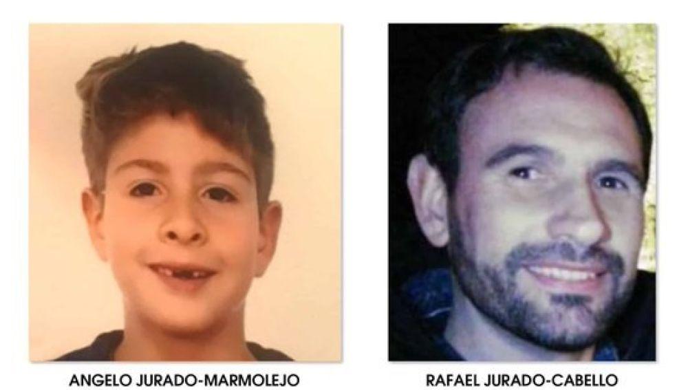 La Policía de Bristol difunde la imagen de Angelo y su padre