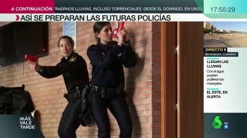 ACADEMIA DE POLICIA MUJERES MVT