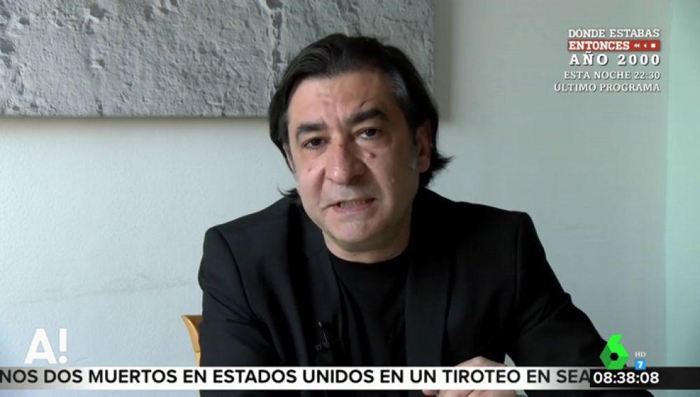 """Ángel Antonio Herrera, crítico con los últimos fichajes de los partidos: """"Un día se colará en las listas un político en condiciones y nos dará un susto"""""""