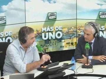 VÍDEO de la entrevista completa a Adolfo Suárez Illana en Más de uno