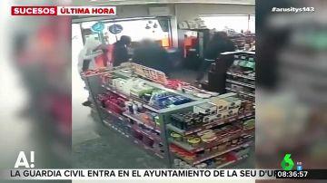 Detienen a un grupo de atracadores que asaltaban gasolineras en minutos