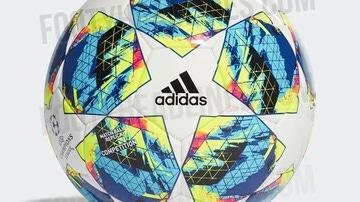 Nuevo balón de Adidas para la Champions 2019-2020