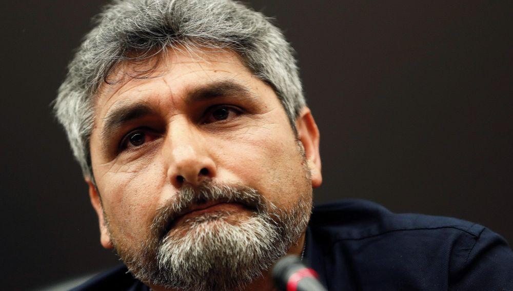 Juan José Cortés, padre de Mari Luz Cortés