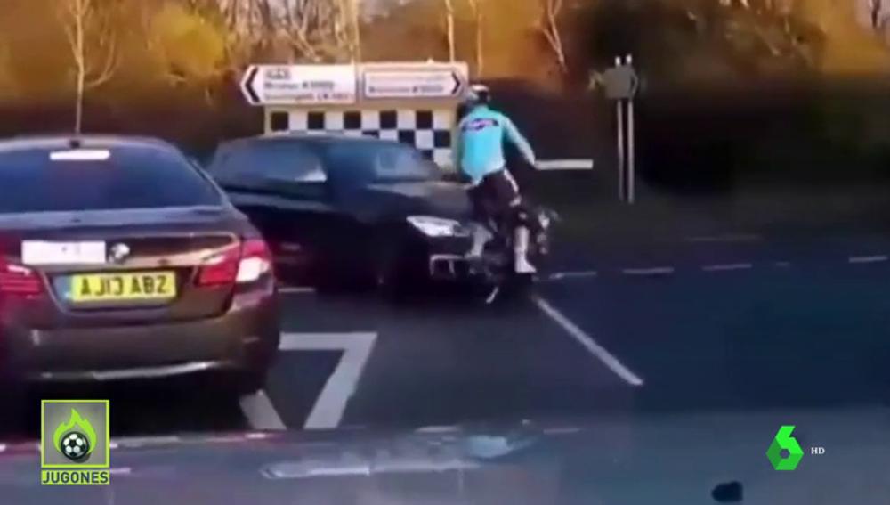 ciclista jugones