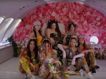 Rosalía en su nuevo videoclip