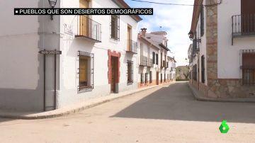 Vivir en Campo de Montiel, un desierto demográfico sin nacimientos desde hace cinco años