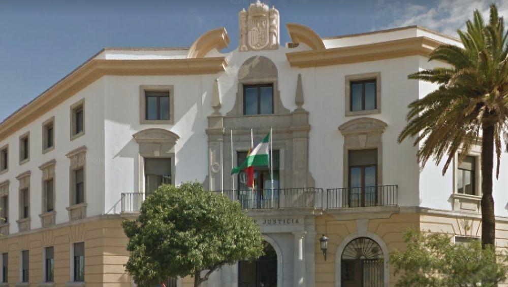 Palacio de Justicia Audiencia Provincial de Cadiz